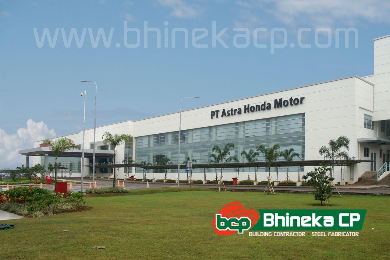 Proyek Astra Honda Motor Plant 3 Cibitung