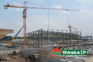 Proyek PT AHM Pabrik Motor Plant 4